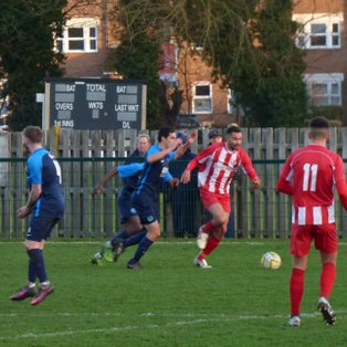 Town Too Strong For 10 Man Arlesey