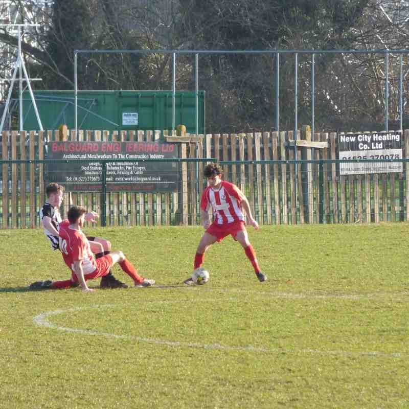 23/02/19 Home v Colney Heath