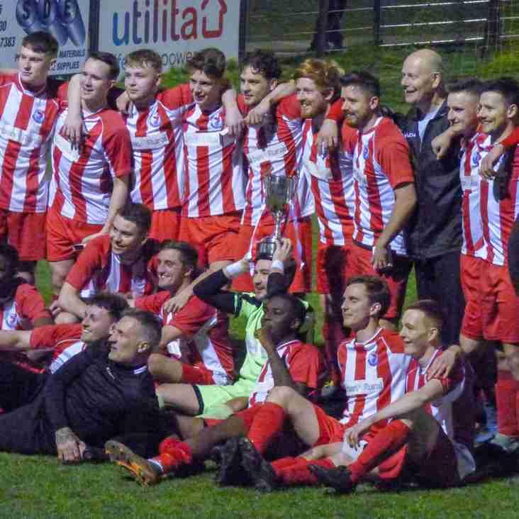 Development Team Win Under 25 Development Division Challenge Trophy