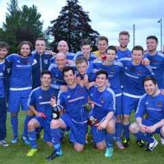 Cup Final Winners!