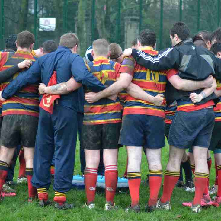 Local derby gets set to serve up lunchtime rugby feast