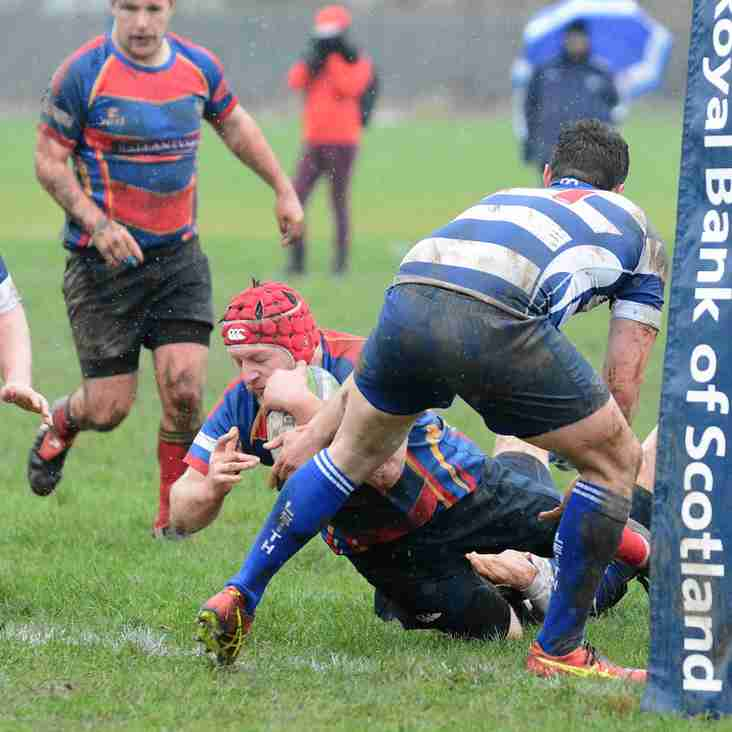 Broughton reign in the rain as promotion secured at Leith