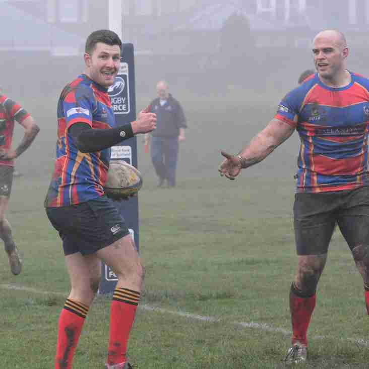 East 2: Champions: Broughton finish off in style with six try win