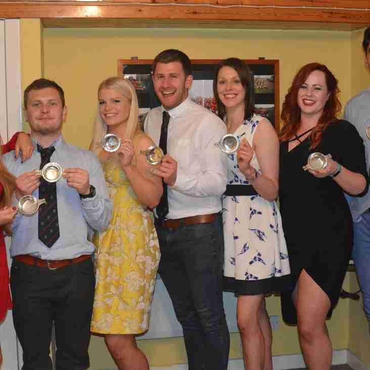 Broughton celebrate success at end of season awards night