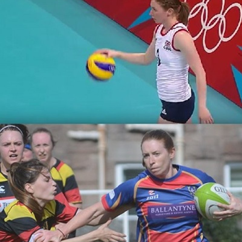 Rugby is new spice of life for Olympian Morgan
