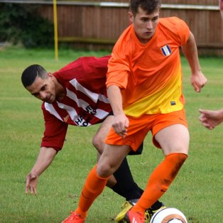 NORMANTON GRAB THREE GOALS IN TWENTY MINUTES