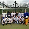 Mens 3rd XI beat Old Halesonians 3 - 2