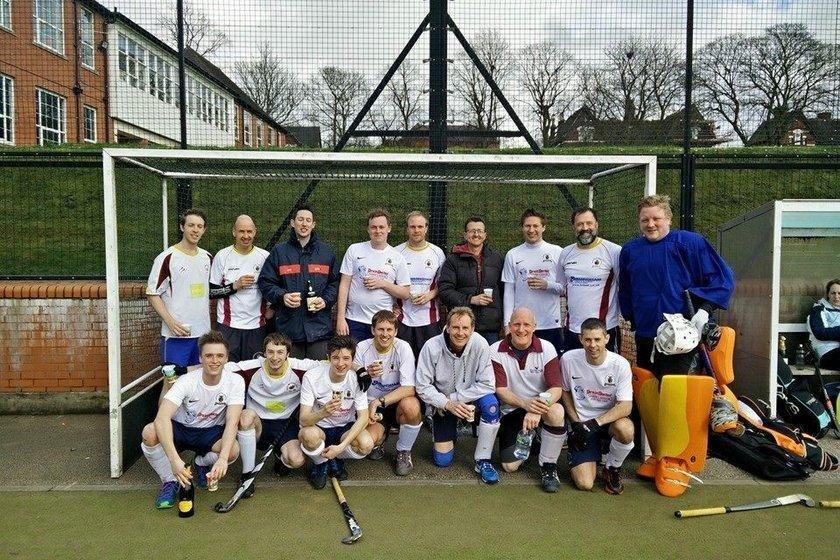 Mens 3rd XI beat Bridgnorth 3 - 1