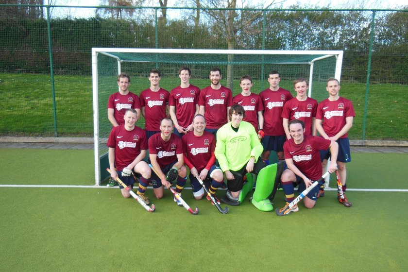 Mens 1st XI lose to Belper 2 - 3