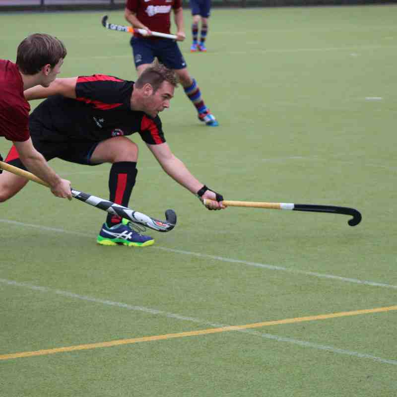Mens 1st XI v Plymouth - Sat 10 Sep 2016