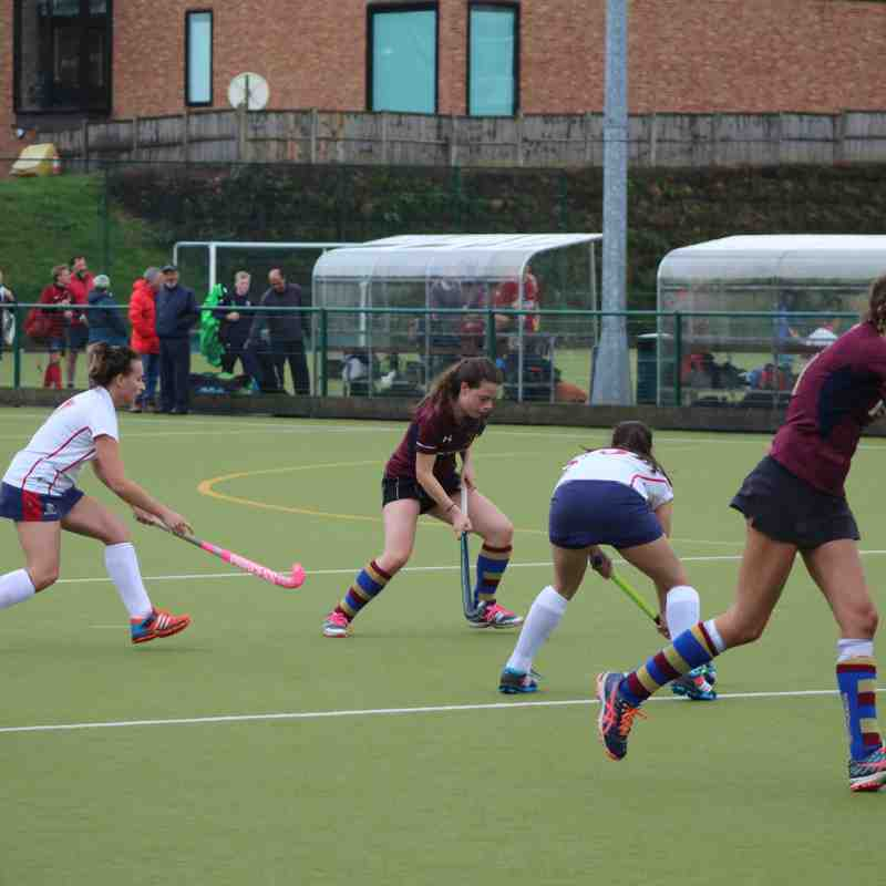Ladies 1st XI v Redditch 1s - Sat  1 Oct 2016