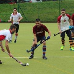 Mens 2nd XI v Edgbaston - Sat  1 Oct 2016