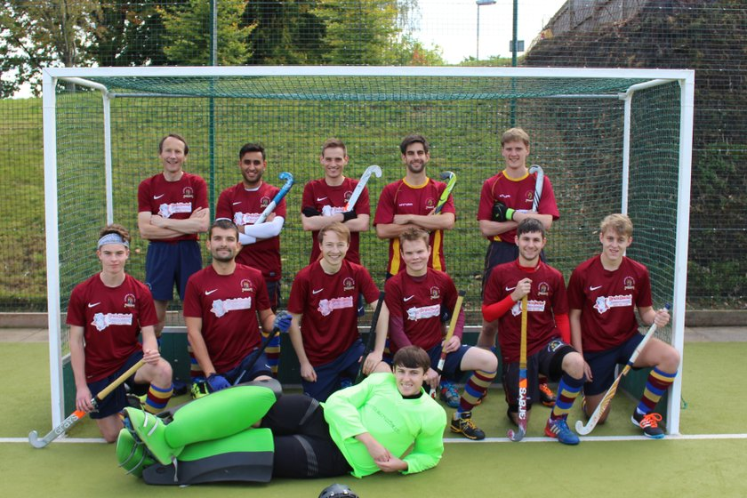 Mens 2nd XI beat B'ham Uni Medics Men 3 - 2