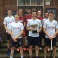 Men win Oakley Indoor Cup
