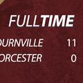 Mens Summer League beat Worcester Vets 11 - 0