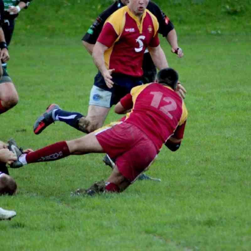 Sandal Vets v Roundhegians Vets - 29 September 2012