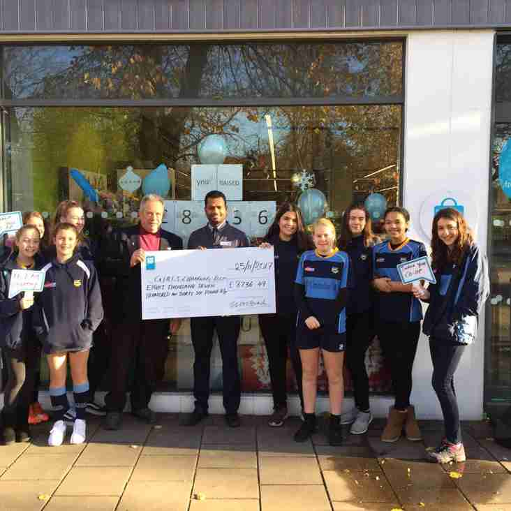 A big thank you to Cooperative in Wanstead