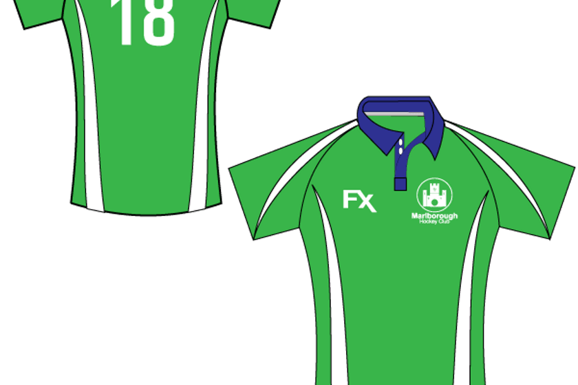 New playing and training kit