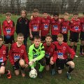 U14 (Reds) lose to Longlevens Youth Lions U14 5 - 1