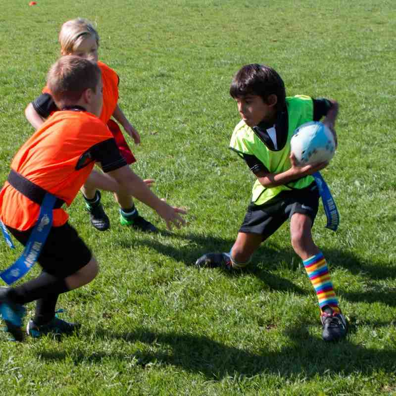 U8 v Home Training/Registration - 20th September 2015