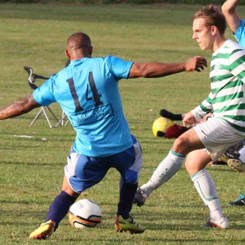 Kingsway Celtic V Lutterworth Athletic 29/07/2014