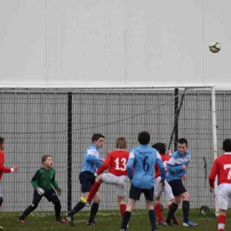 NL Cup v Magherafelt Sky Blues 23/2/13