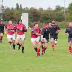 1st XV force a draw at Gateshead 20-20