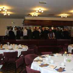 Club Dinner 6th May 7.30pm