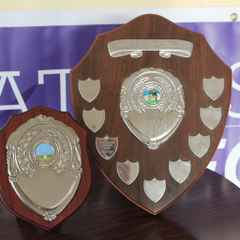 Award winners at Junior Presentation evening for players ages 12-16 -  Friday 27 May