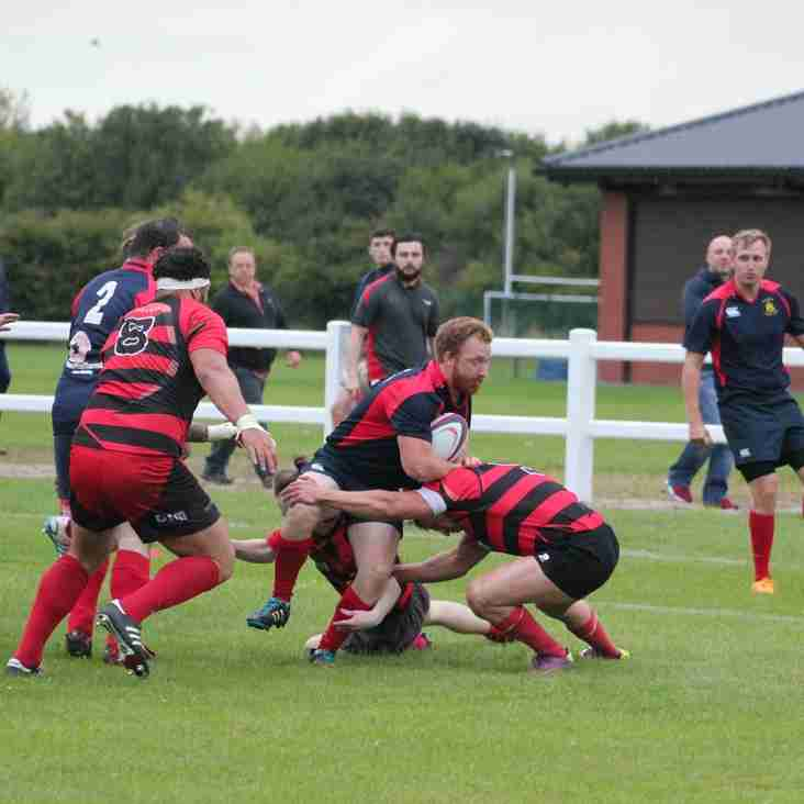 Youthful Saracens successful at  Sedgefield