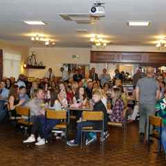 Pictures from Junior Presentation evening for U12-U16 Friday 27 May