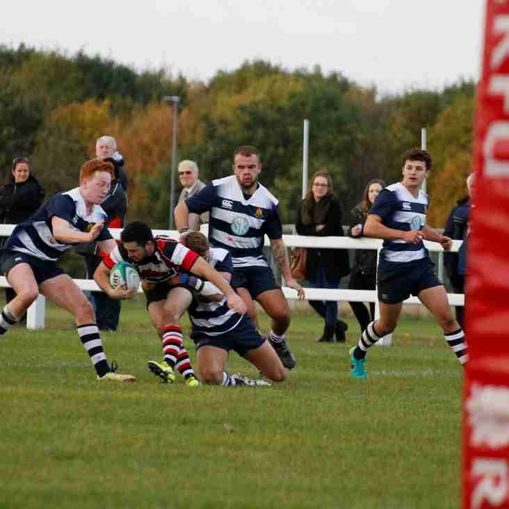 25 Nov : 1st XV away at Hartlepool Rovers TS24 0BP 2:15 KO