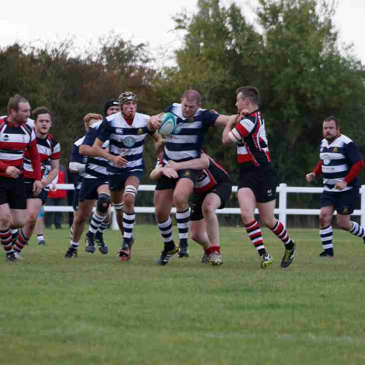 24/3 1st XV home against Hartlepool Rovers - weather permitting