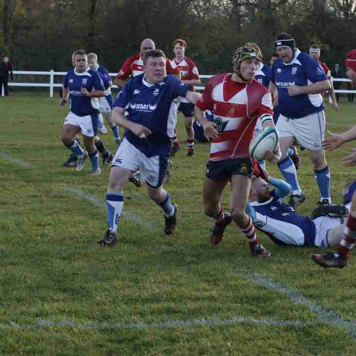 First XV selection - Saturday 25th March