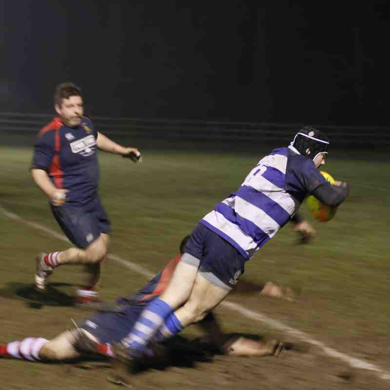Mowden 41-22 Stockton Occasionals.