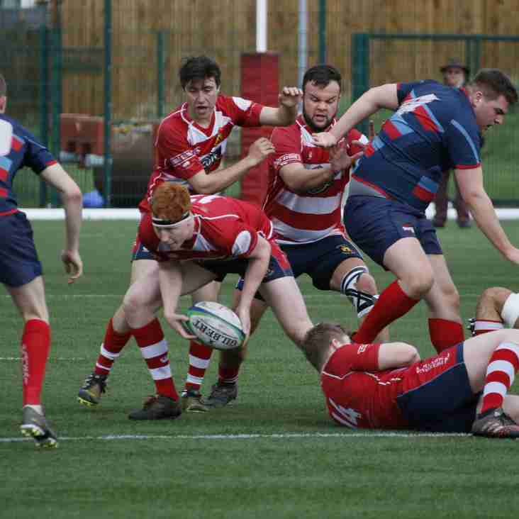 Injury hit 1st XV bag a  4 try bonus point at Westoe