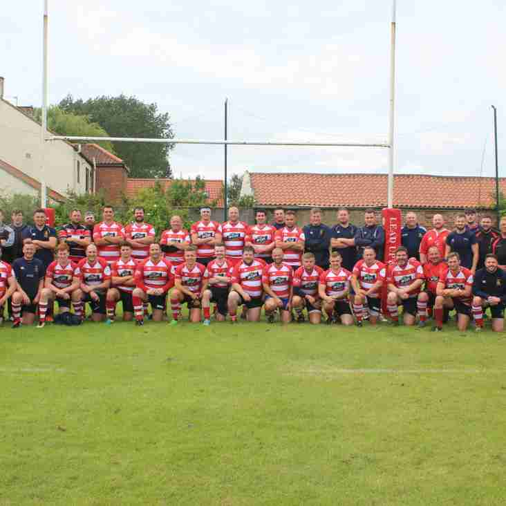 Saturday 21 July 2pm: Acklam v Stockton RFC - all welcome