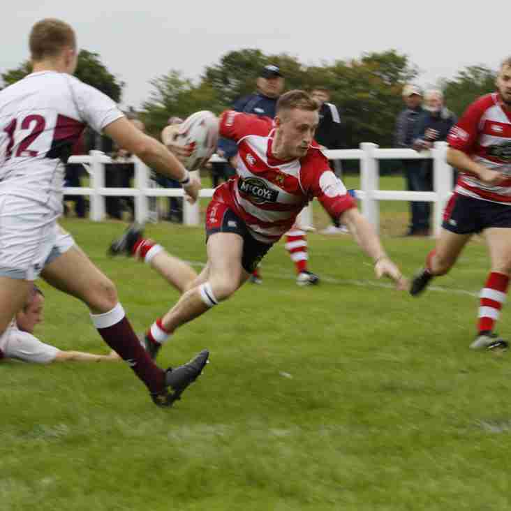 Stockton make second placed Consett work hard for their win