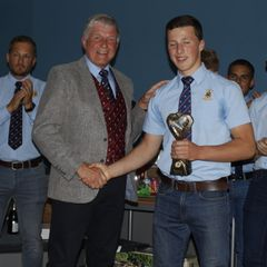 U14/15 and16 awards evening 2018/19.