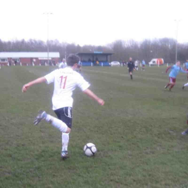 St Andrews 0-4 Radford 12 Jan 13