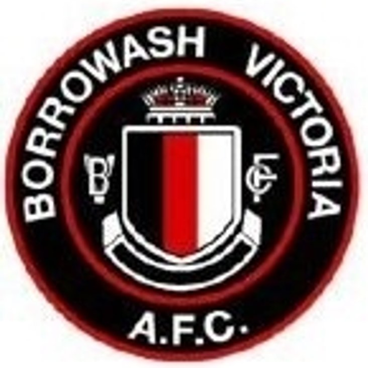Radford 8-0 Borrowash<