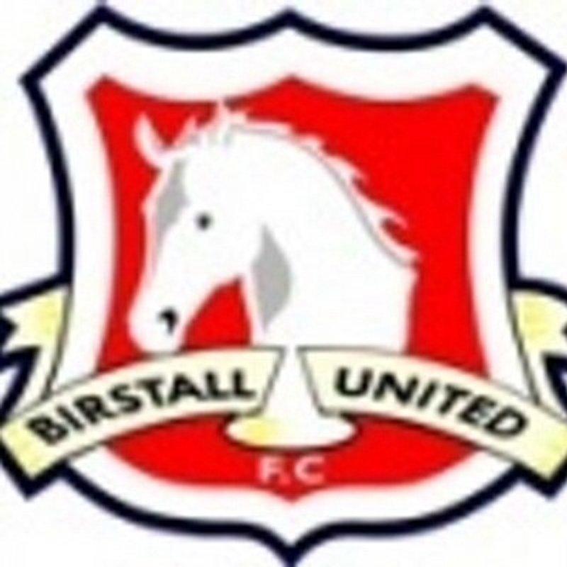 Radford 3-4 Birstall United