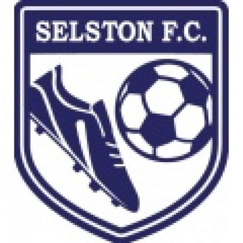 2-2 Reserves v Selston Reserves
