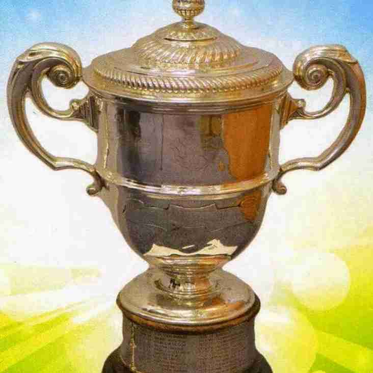 League Cup Semi Final Tues 15th May at Clifton AW