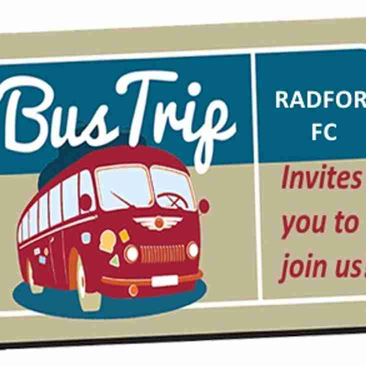 Join us on our FA Cup trip to Scunthorpe 11th August - £10