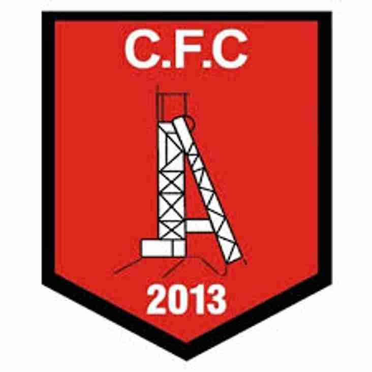 Clipstone game postponed August 25th