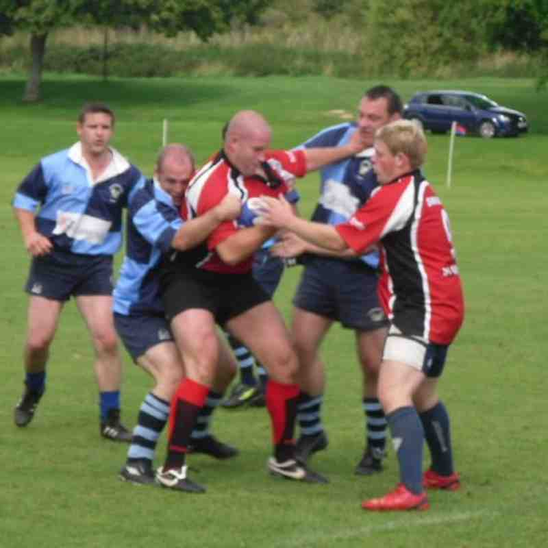 Pewsey 10s (Tidworth)