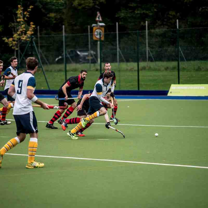 Men's 1's v Reigate Priory