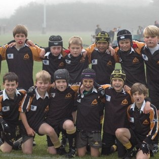 """U10 """"A""""s make a promising start at the Waverley Festival"""