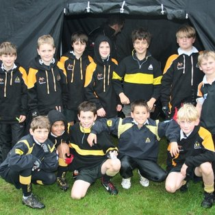 Farnham U10's prepare for the 2013 Tour by winning 3 of 5 matches in Maidstone